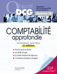Elisabeth Deniaux - Objectif DCG Comptabilité approfondie.