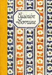 Alixetmika.fr Cuisinière Lorraine Image