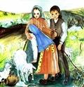 Elisabeth Du Baret - La petite bergère de Fatima.