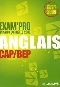Elisabeth Dubois - Anglais CAP/BEP - Annales corrigées.