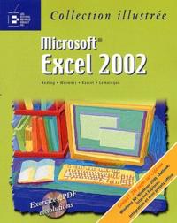 Histoiresdenlire.be Excel 2002 - Avec CD-ROM Image