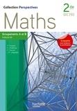 Elisabeth Faucon et Christophe Chabroux - 2de BAC pro - Maths - Groupement A et B Industriel.