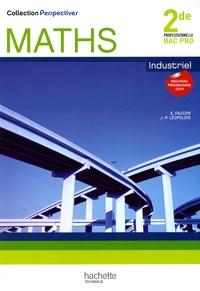 Galabria.be Maths Industriel - 2de professionnelle Bac pro Image