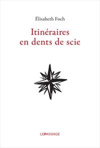 Elisabeth Foch - Itinéraires en dents de scie.