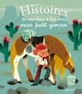 Elisabeth Gausseron et Annette Marnat - Histoires de cow-boys à lire avec mon petit garçon.