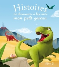 Elisabeth Gausseron et Pascale Hédelin - Histoires de dinosaures à lire avec mon petit garçon.