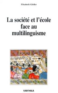 LA SOCIETE ET LECOLE FACE AU MULTILINGUISME. Lintégration du trilinguisme extensif dans les programmes scolaires du Cameroun.pdf
