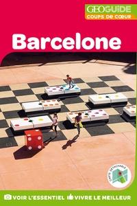 Elisabeth Gildé et Jean-Louis Despesse - Barcelone. 1 Plan détachable