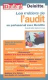 Elisabeth Godot et Stéphanie Lerouge - Les métiers de l'audit.
