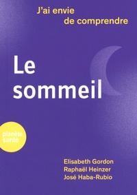 Elisabeth Gordon et Raphaël Heinzer - Le sommeil.