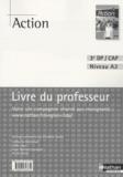 Elisabeth Jardon - Anglais 3e DP/CAP Action - Livre du professeur A2.