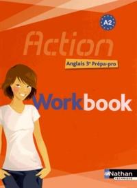 Checkpointfrance.fr Anglais 3e Prépa-pro A2 Action - Workbook Image