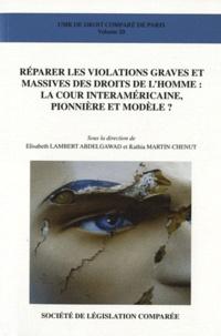 Deedr.fr Réparer les violations graves et massives des droits de l'homme : la cour interaméricaine, pionnière et modèle ? Image
