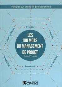 Corridashivernales.be Les 100 mots du management de projet Image
