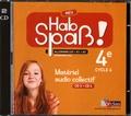 Elisabeth Lansel - Allemand 4e LV2 A1 Hab Spass! Neu - Matériel audio collectif. 2 CD audio