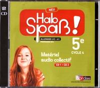 Allemand 5e LV2 A1 Hab Spass! Neu - Matériel audio collectif.pdf