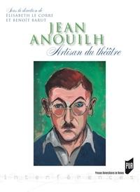 Elisabeth Le Corre et Benoît Barut - JeanAnouilh - Artisanduthéâtre.