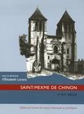 Elisabeth Lorans - Saint-Mexme de Chinon - Ve-XXe siècles.