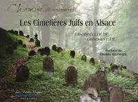 Elisabeth Louis et Geneviève Pic - Les cimetières Juifs en Alsace.
