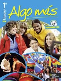 Elisabeth Mazoyer et Jean-Patrick Mazoyer - Espagnol 1re Algo mas - Programme 2011, B1. 1 Cédérom