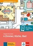 Elisabeth Muntschick - 4 Zimmer, Kuche, Bad - Einfach loslesen! A1.2.