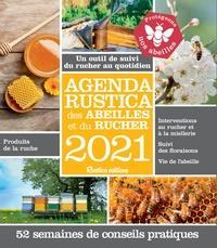 Elisabeth Pegeon - Agenda Rustica des abeilles et du rucher - Un outil de suivi du rucher au quotidien.