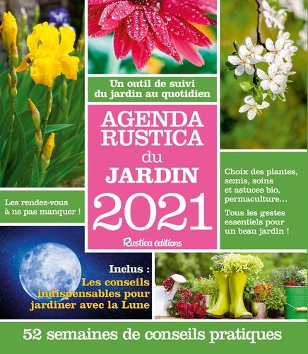Elisabeth Pegeon - Agenda Rustica du jardin.
