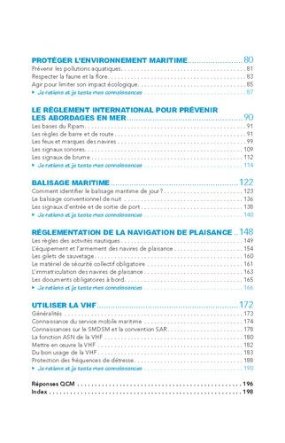 Code Vagnon Permis plaisance Option côtière. 100 % à jour des textes officiels  Edition 2021