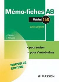 Elisabeth Peruzza et Jacqueline Gassier - Mémo-fiches AS Modules 1 à 8.