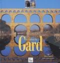 Elisabeth Prost et Nathalie Esnault - Les couleurs du Gard - Edition bilingue français-anglais.