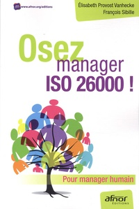 Histoiresdenlire.be Osez manager Iso 26000! - Pour manager humain Image