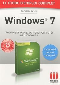 Elisabeth Ravey - Windows 7.