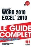Elisabeth Ravey - Word 2010 et Excel 2010.