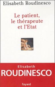 Era-circus.be Le patient, le thérapeute et l'Etat Image