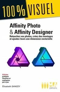 Elisabeth Sancey - Affinity Photo et Affinity Designer - Retouchez vos photos et créez des montages.