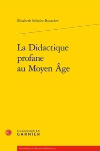 Accentsonline.fr La didactique profane au Moyen Age Image