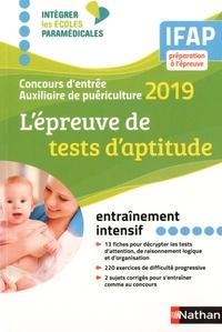 Lépreuve de tests daptitude - Concours dentrée auxiliaire de puériculture.pdf