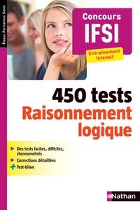 Tests daptitude Raisonnement logique - Concours IFSI.pdf