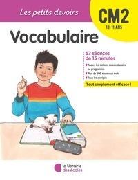 Elisabeth Spiering et Alice Gravier - Vocabulaire CM2.