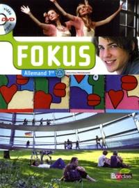 Elisabeth Thomas - Allemand 1e Fokus. 1 DVD