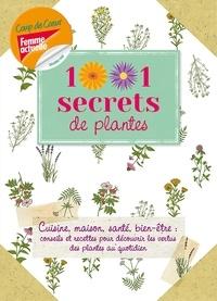 1001 secrets de plantes - Elisabeth Trotignon |