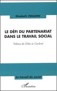 Elisabeth Vidalenc - Le défi du partenariat dans le travail social.