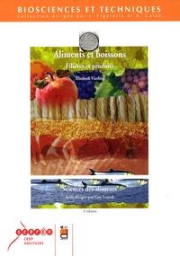 Elisabeth Vierling - Aliments et boissons - Filières et produits.