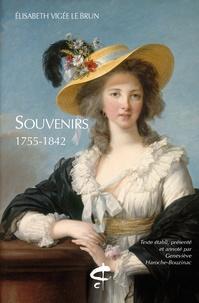 Elisabeth Vigée-Le Brun - Souvenirs, 1755-1842 - Enoncé des différents bruits ; Conseils sur la peinture du portrait.