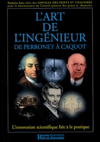L'art de l'ingénieur de Perronet à Caquot- L'innovation scientifique liée à la pratique - Elisabeth Vitou | Showmesound.org