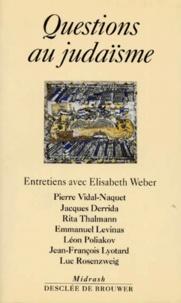 Elisabeth Weber et  Collectif - .