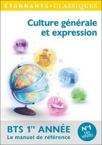 Elise Chedeville - Culture générale et expression BTS 1re année.