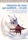 Elise Chedeville - Histoires de ceux qui oublient... ou pas.
