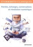 Elise Chedeville et Christophe Vaillant - Paroles, échanges, conversations et révolution numérique.