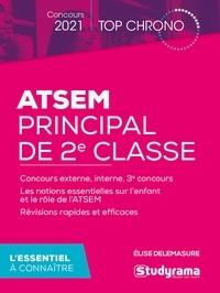 Elise Delemasure - ATSEM pincipal de 2e classe.